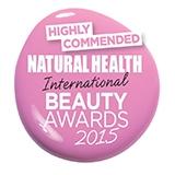 Natural Health International Beauty Award 2015