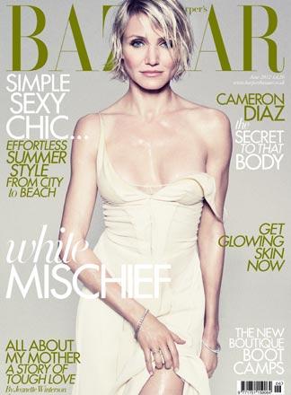 Harper's Bazaar, June 2012