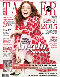 Irish Tatler, December 2014