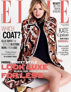 Elle, September 2014