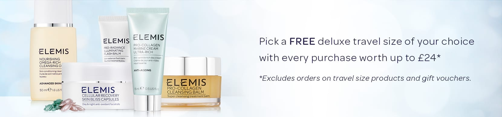 Find great deals on eBay for elemis travel size. Shop with confidence.